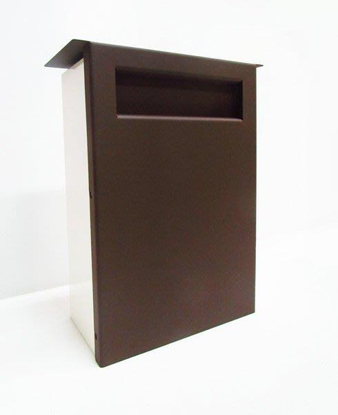 「當季新品」設計款不鏽鋼上拉式信箱,別出心裁,提供不同的生活選項