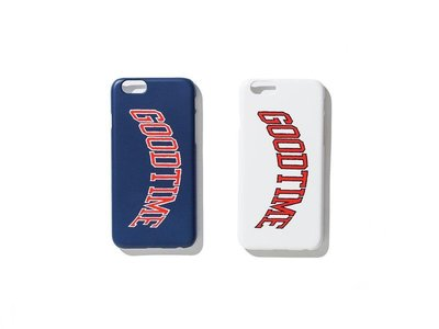 """[ LAB Taipei ] have a good time""""GOODTIME COLLEGE IPHONE CASE"""