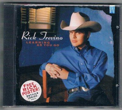 [鑫隆音樂西洋CD-Rick Jreuino / LEARNING AS YOU GO {CK67452}全新/免競標