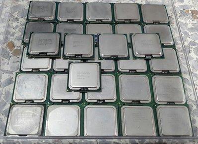 拆機良品 Intel CELERON D 346 3.06GHZ/256/533