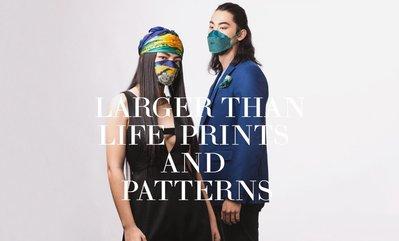 香港製造mask lab KF94時尚口罩 Maeli Studios聯名立體口罩 明尚 限量絕版口罩 彩色口罩