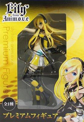 日本正版 景品 furyu Lily from anim.o.v.e PM 公仔 模型 日本代購