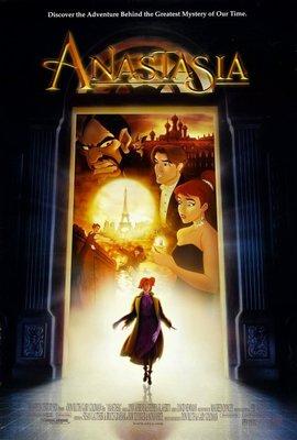 真假公主-安娜塔西亞-Anastasia (1997)原版電影海報