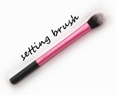 【goods好物】Real Techniques Setting Brush 打亮刷 完妝刷 彩妝刷具