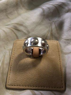 LV男性戒指、保證正品敦南專櫃購得、戒圍蠻大的一般細手指不合適、有興趣再發問感恩