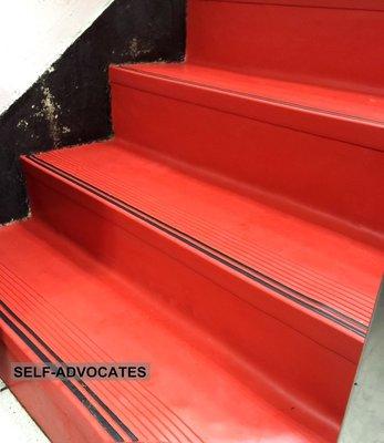 *╮自我主張窗簾坊╭*南亞樓梯止滑板~絕佳止滑、吸音效果