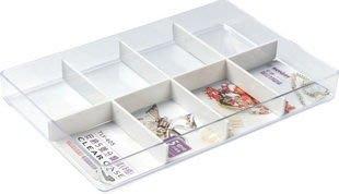 315百貨~小物收納~TLV605 TLV-605 安納5號分類盒(8格) *1入組/ 收納盒 輕巧 好整理 置物盒