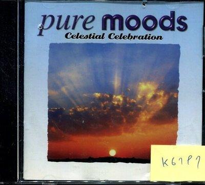 *真音樂* PURE MOODS 二手 K6797 (封面底破.CD有缺口不影響讀取) (大降價.下標賣4)