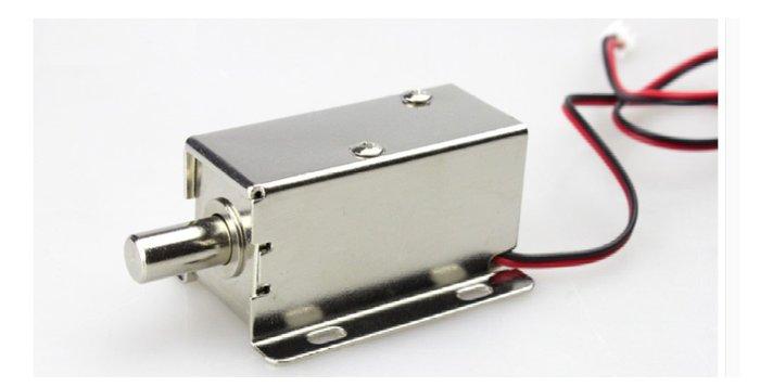 DC12V 及DC24V 小型電磁電控鎖