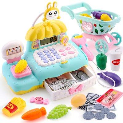 積木城堡 迷你廚房 早教益智女孩玩具開發智力2-3-4周5兒童仿真過家家早教益智兩三歲生日禮物