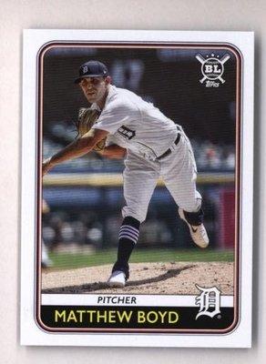 2020 Topps Big League #26 Matthew Boyd - Detroit Tigers
