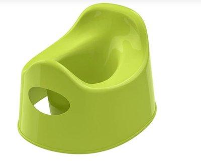 IKEA 兒童便盆 綠色 防滑 馬桶 幼兒
