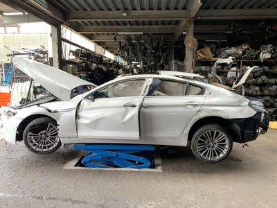 JH汽車〞BMW 640 F06 零件車 報廢車 拆賣!