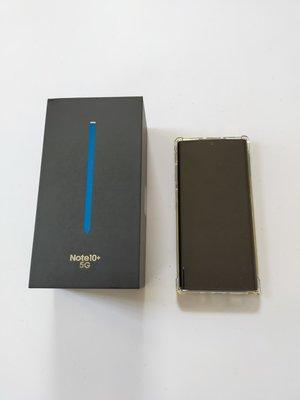頂級規格9.99成新Samsung Galaxy Note10+ 5G 12G/512G N976N韓版 超寬5G頻段