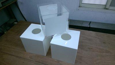 30cm摸彩箱 壓克力箱 尾牙 春節  過年 活動 記者會 小費箱 發票箱 投票箱 雜貨箱