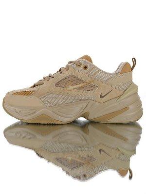 "Nike M2K Tekno Sp 復古 潮流 休閑運動 慢跑鞋 老爹鞋""亞麻黃沙棕""Bv0074-200 男女鞋"