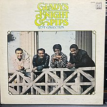 GLADYS KNIGHT & THE PIPS/BEST COLLECTION 西洋 黑膠唱片