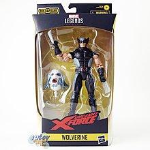 全新未開 Marvel X-Men X-Force Build a Figure BAF Wendigo Series 6吋 Wolverine