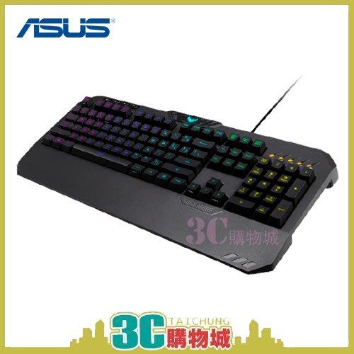 3C購物城 Asus華碩電競鍵盤TUF Gaming K5