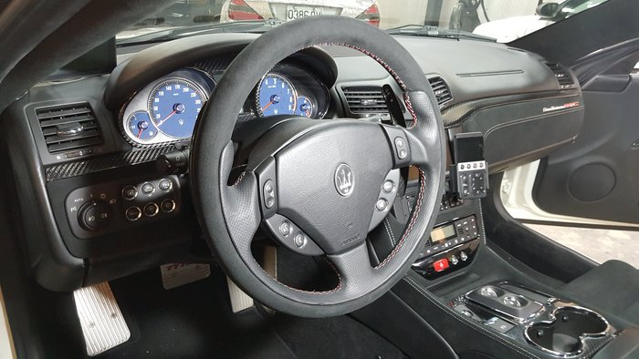 瑪莎拉蒂全車內裝皮飾客製化改裝~MC.GHIBLI.GranTurismo.Quattroporte