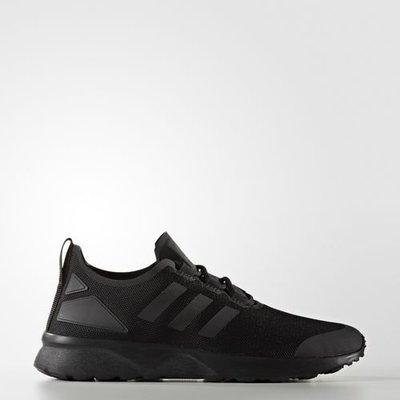 (預購商品) adidas ZX FLUX ADV VERVE S75982 全黑 黑色 透氣 網布 運動鞋