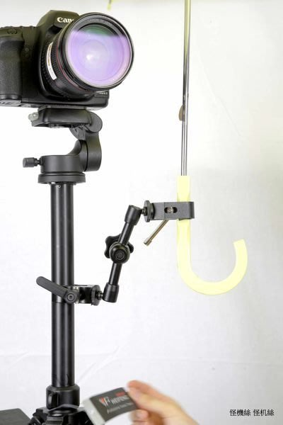 怪機絲 WU1 第三隻手 七吋 專業 攝影傘架 攝錄影傘架 EFP 傘架 多功能怪手夾 萬向夾