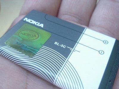 NOKIA BL5C/BL-5C 原廠電池 音箱喇叭 行車記錄器 音箱鋰電池 桃園《蝦米小鋪》