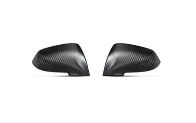 BMW Akrapovic Carbon Mirror Cap ( 霧面 ) 後照鏡蓋 後視鏡蓋 For F87 M2