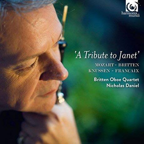 向珍妮特致敬 A Tribute to Janet / DANIEL, NICHOLAS---HMM907672