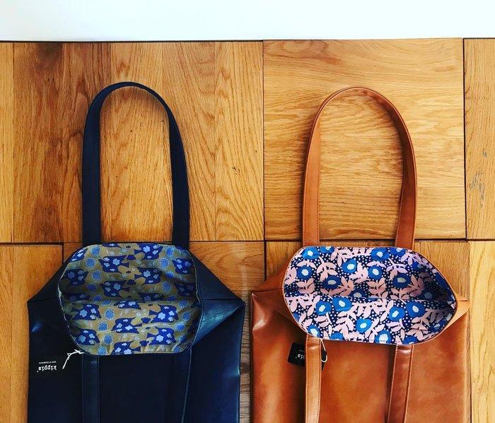 ☆Juicy☆日本 北歐風  森林品牌 kippis 托特包 單肩包 手提袋 手提包 大方包 3192咖