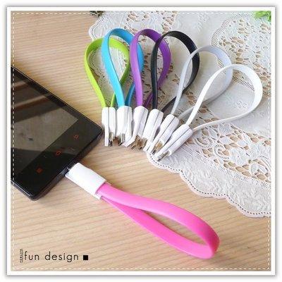 【贈品禮品】B2342 安桌手機充電線/手機平板充電傳輸線彩色扁線/Micro USB充電線/贈品禮品