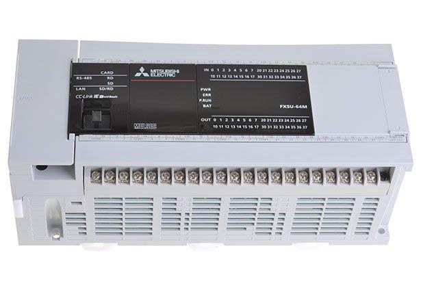 【KC.PLC_FA 】MITSUBISHI 三菱 FX系列 PLC產品 FX5U-64MT/ES