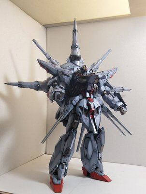 GK代工 GK機械人 1/100 MG鋼彈 神諭 天帝鋼彈