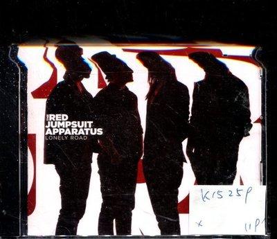 *真音樂* THE RED JUMPSUIT APPARATUS / LONELY ROAD 二手 K15259 (封面底破)