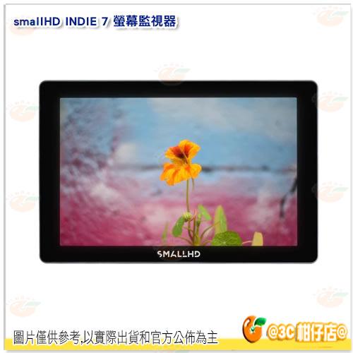 @3C 柑仔店@ SmallHD INDIE 7 7吋觸控式 螢幕監視器 外接螢幕 監視器 4K 正成公司貨