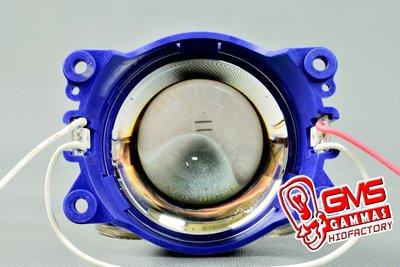 GAMMAS-HID台中廠 歐司朗 高功率 LED  魚眼內光圈 天使眼 惡魔眼 抗靜電 凸波 高溫 高壓