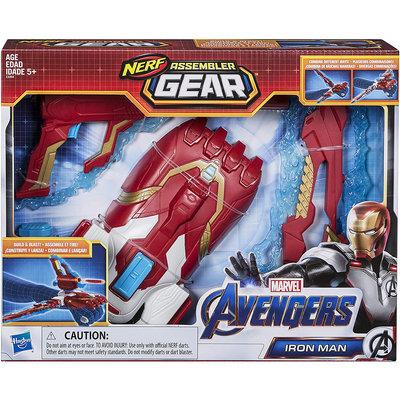 台中**宏富玩具**漫威復仇者聯盟 電影4無限組裝武器-鋼鐵人 (E3354)