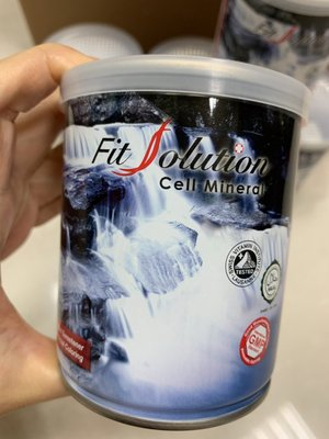 Total Swiss龍騰瑞士 Fit Solution瑞斯維Cell Mineral小白 (可超商取貨)