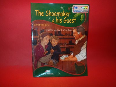 【愛悅二手書坊 02-01】The Shoemaker & His Guest Pupil's Book