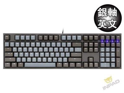 *硬派精璽* Ducky ONE 2 108鍵 Skyline天際線 機械式鍵盤 銀軸英文 000007001152