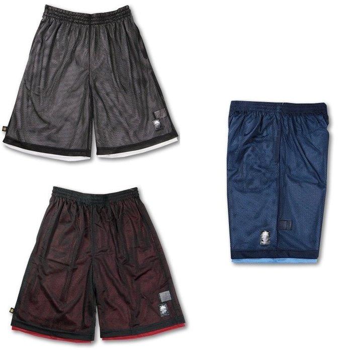 超低特價390元~台灣製造 FIRESTAR 高透氣雙層網布籃球褲 B0106 任選2件免運費! 《新動力》