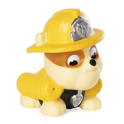 預購 美國帶回 汪汪隊立大功 Paw Patrol Rubble 救援小礫 孩童 洗澡玩具 噴水玩具 粉絲最愛