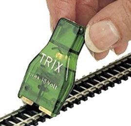 傑仲 博蘭 TRIX 軌道電壓試電器 T66628