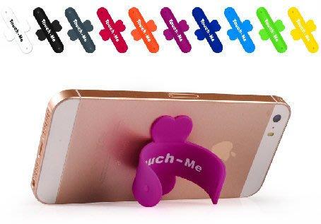 【妞妞♥3C】韓風糖果色 手機支架 輕便懶人電影手機座 APPLE iPhone6s iPhone5SE Plus