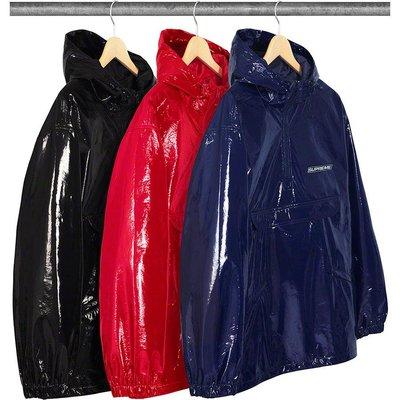 【紐約范特西】預購 SUPREME SS19 Crinkle Anorak 風衣
