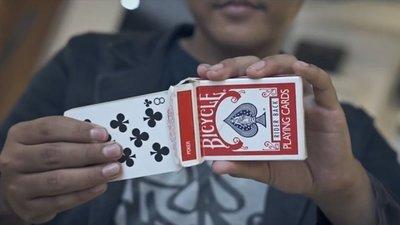 【天天魔法】【1764】牌盒連牌都變色~TINT by Arief Nugroho