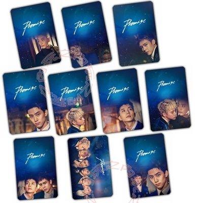 現貨出清特價👍韓國 2PM《Promise》水晶卡貼貼紙 悠遊卡貼(共10張)E589-B【玩之內】 澤演
