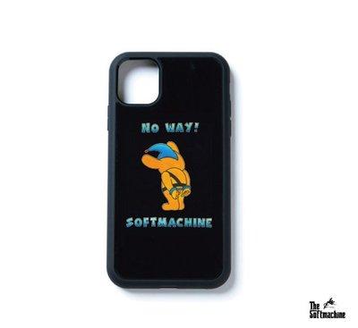 GOODFORIT /日本品牌Softmachine NO WAY iPhone CASE手機殼(X/XS/XR/11)