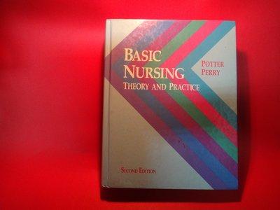 【愛悅二手書坊 08-24】Basic Nursing: Theory and Practice