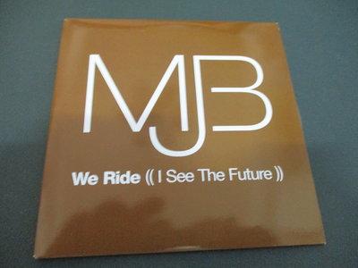 【2號倉庫】CD-WE RIDE I SEE THE FUTURE。編號8